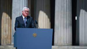 Speech of the Month, May 2020 - Frank-Walter Steinmeier
