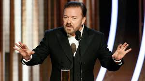 Speech of the Month, January 2020 - Ricky Gervais