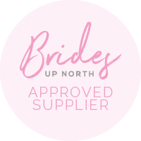 Brides up North - Approved Supplier - Logo